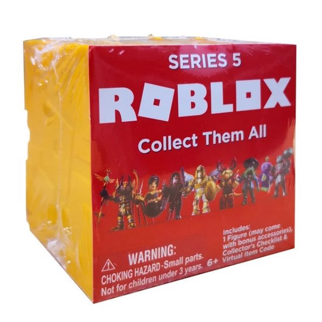 Roblox Mystery Figures Series 5 by Jazwares