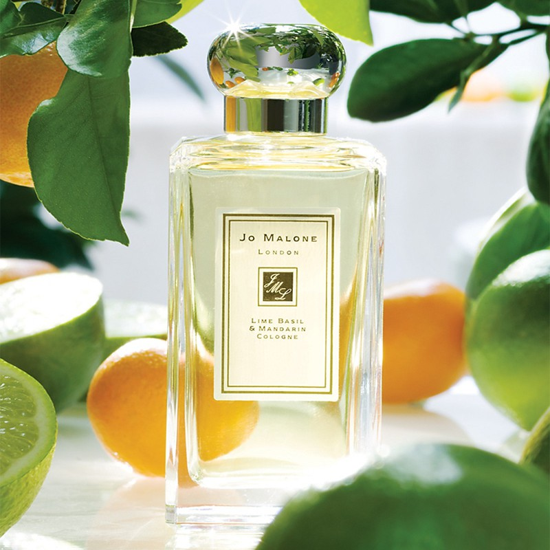 Lime Basil & Mandarin Jo Malone For Women and Men perfume | Shopee ...