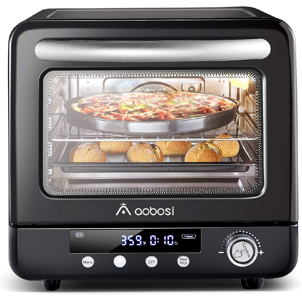 Aobosi Hl20l Gs Air Fryer Oven Toaster