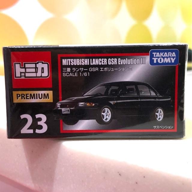Takara Tomy//Tomica Premium Mitsubishi Lancer GSR évolution III//Tomy Limited