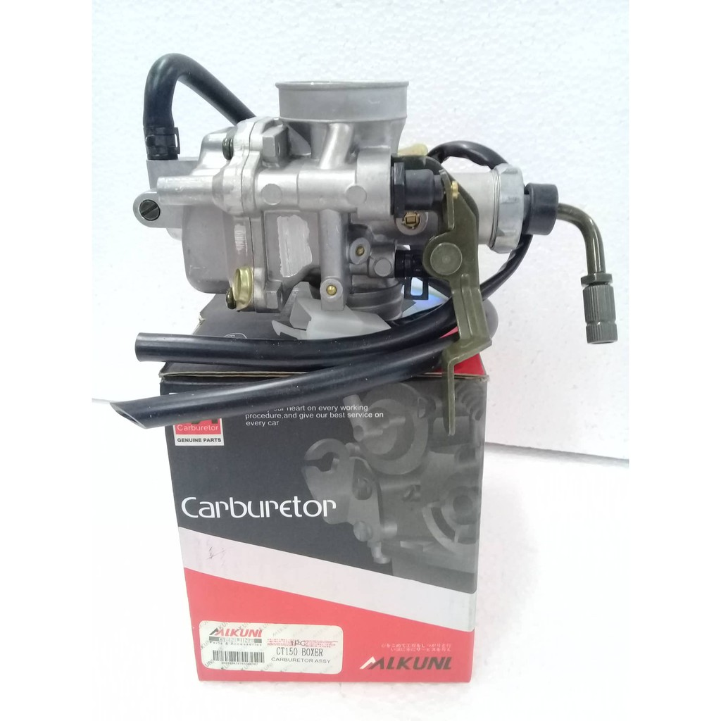 TPL52 CT150/BOXER CARBURATOR ASSY MIKUNI