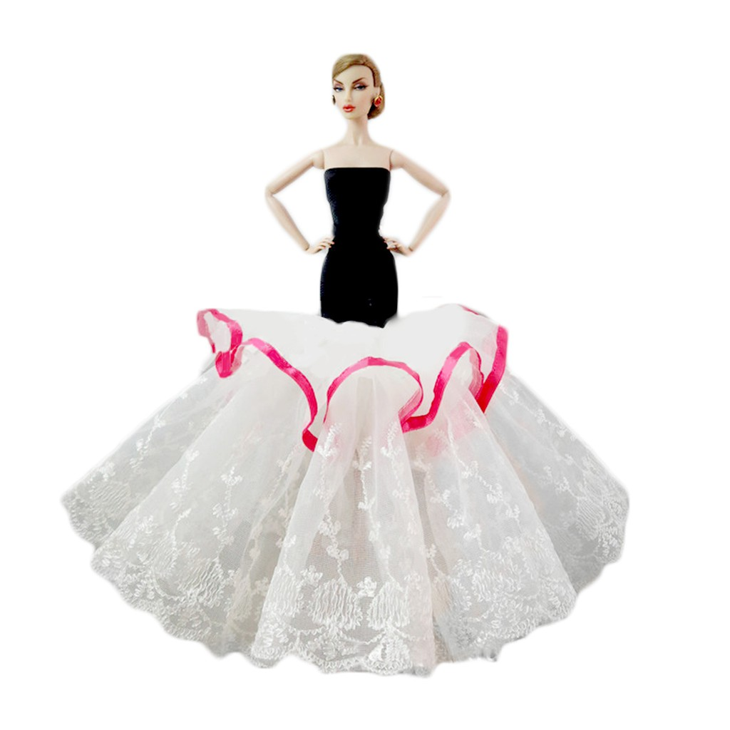 e8c0aae2cc 8x Girl Doll Toy Dresses Outfits Clothes for Barbie Toys Children Girls  Gift | Shopee Philippines