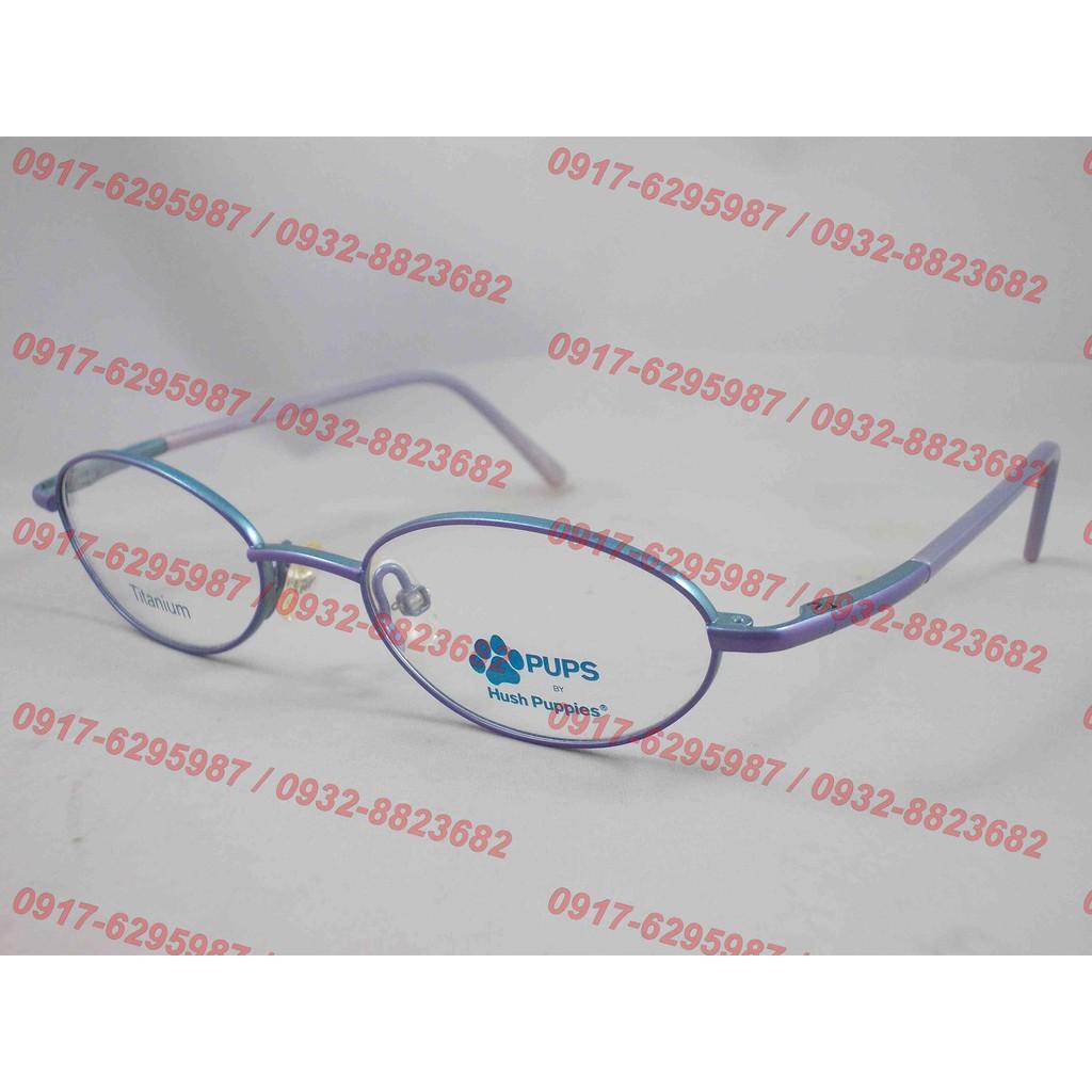 704a933ede59 Hush Puppies Pups PT03 Light Purple Kids' Eyeglass Frame | Shopee  Philippines