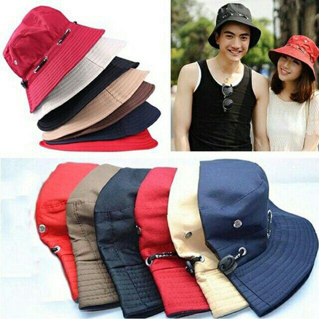 Stussy Bucket Waway Hat Korean Streetwear Basic Fashion Cap  3fd78482d1