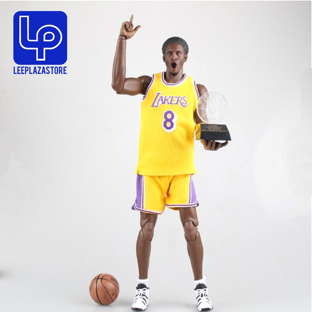 Lakers Kobe Bryant Action Figure Jersey 8 | Shopee Philippines