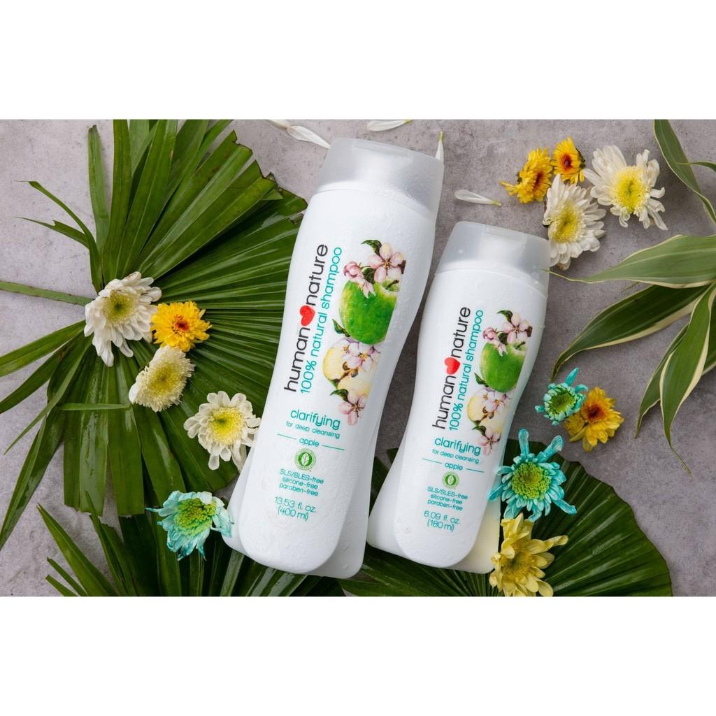 Human Nature Natural Clarifying Shampoo (New Look)