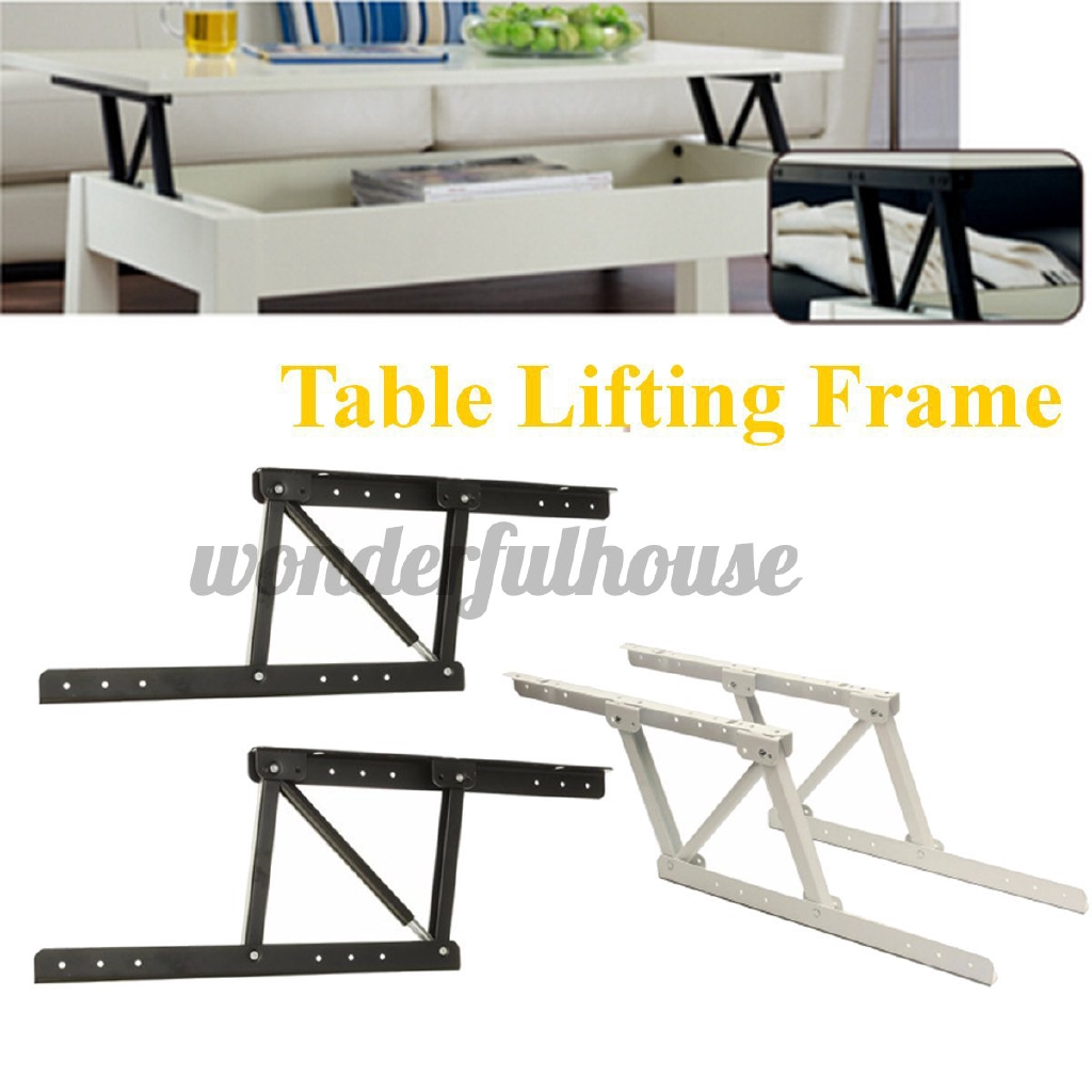Lift Up Modern Coffee Table Mechanism Hardware Fitting Furniture Spring Hinge Shopee Philippines