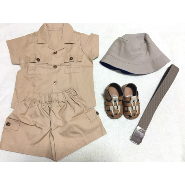 311166f838684 Jungle Safari Costume with hat only