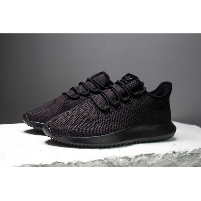 Original Adidas Tubular Shadow Knit All Black Men S And Wome