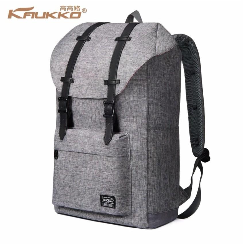 588ba8afb3 KAUKKO FS261 Men s Multi-pocket Backpacks (Khaki)