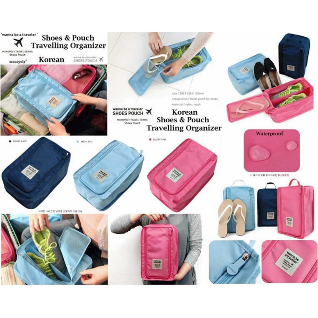 6e189a09fdab Travel Organizer Toiletry Bag