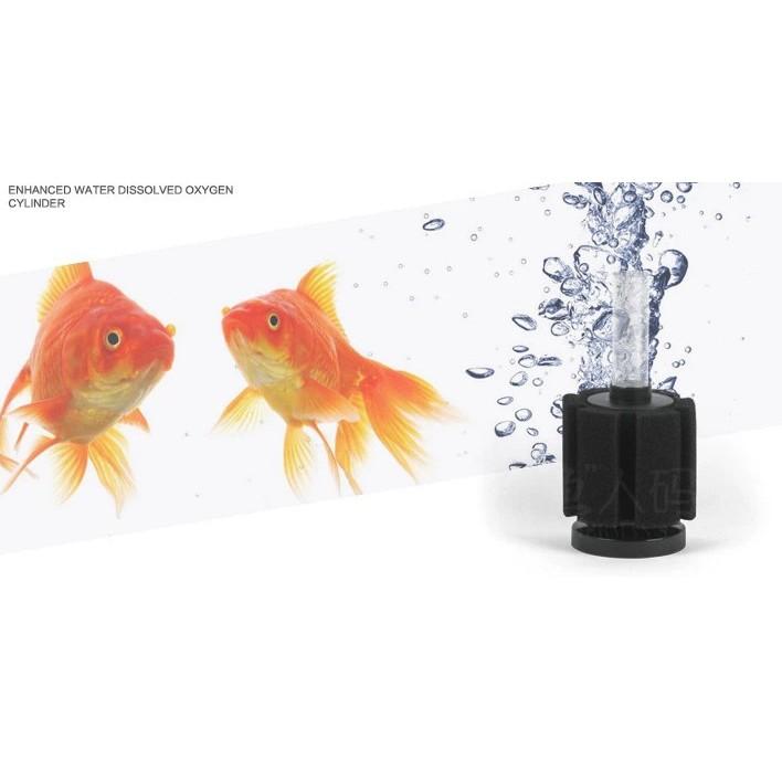 4 PCS Aquarium Bio Sponge Filter Breeding Fry Betta Shrimp Fish Tank XY180 SMALL