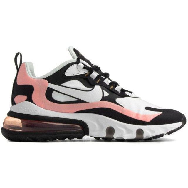 Asumir Lengua macarrónica Antídoto  Nike Air Max 270 React Bleached Coral Womena (OEM) Authentic Quality    Shopee Philippines