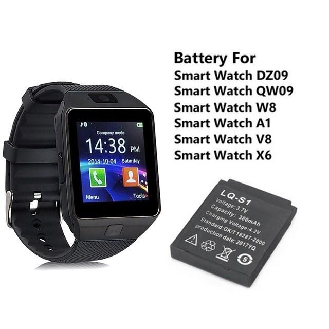 Smart Watch Battery Dz 09 Shopee Philippines