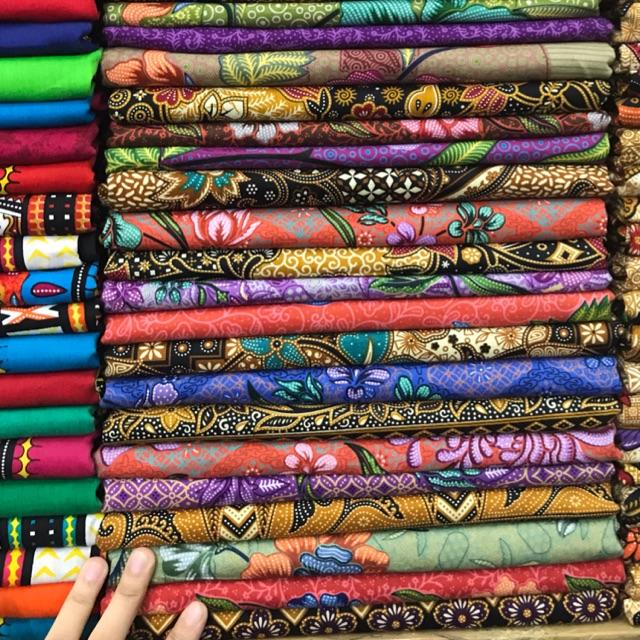 Malong Pokok Original Batik Double