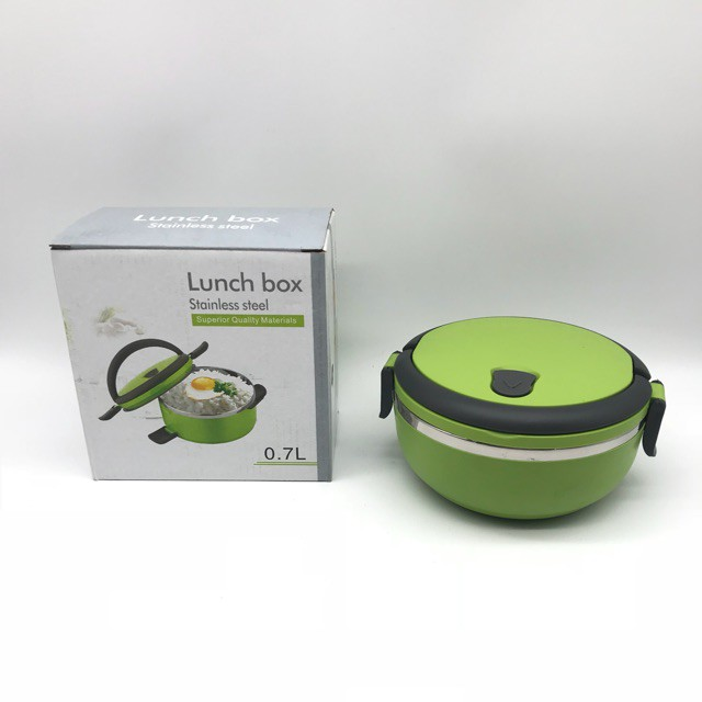 86a09c27081 Stainless steel sealed lunch box thermal insulation. ₱99