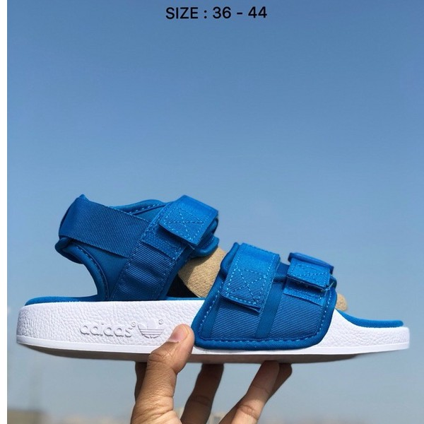 Adidas adilette men's and women's sandals outdoor sandals wading sandals |  Shopee Philippines