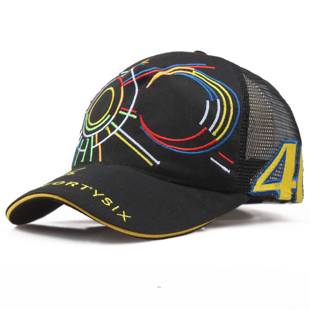 77d2507bba4e9 Embroidered Dhaka Red Offroad Racing Baseball Cap