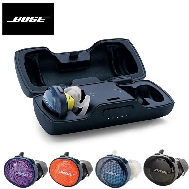 Bose SoundSport Free TWS earbuds sweat-proof sports headphones true wireless Bluetooth headphones
