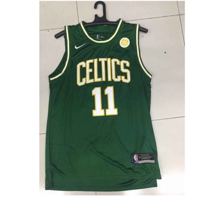 free shipping 24a85 51cda NBA basketball Boston Celtics #11 kyrie IRVING Nike jersey