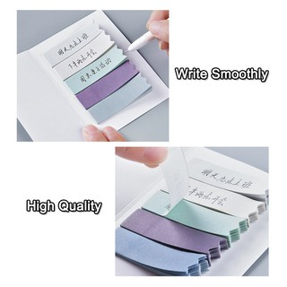 100 Pages Sticky Notes Office Bookmark Marker Memo Index Flags Tab Strip Sticker Business & Industrial