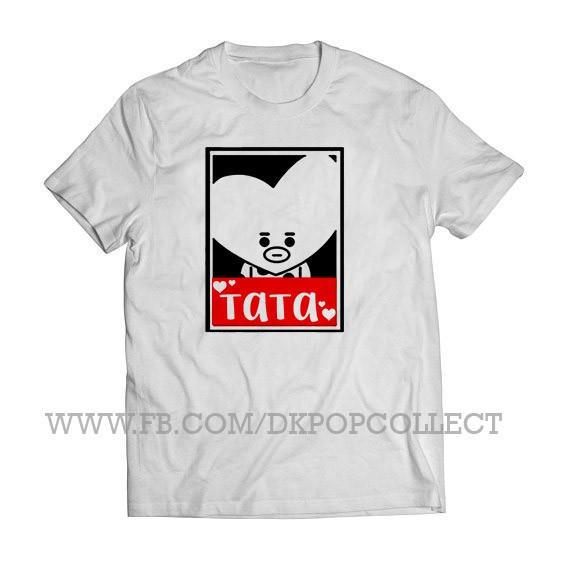 650fdd0a4764 BT21 Tata Shirt | Shopee Philippines