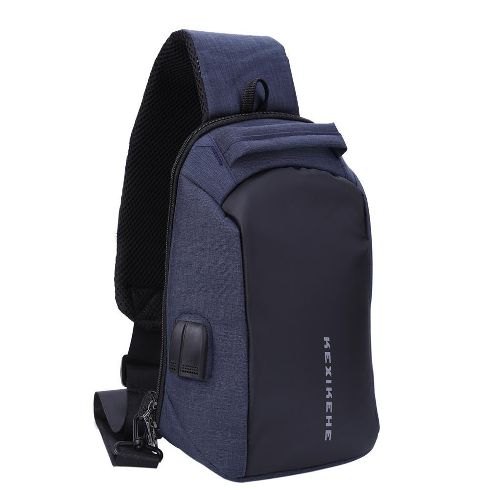 Premium Anti-theft Laptop Backpack with USB Port Daily School Bag Multi-function