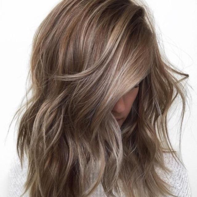 EpSA Salon Expert Hair Color Set 7/11 INTENSE ASH BLONDE