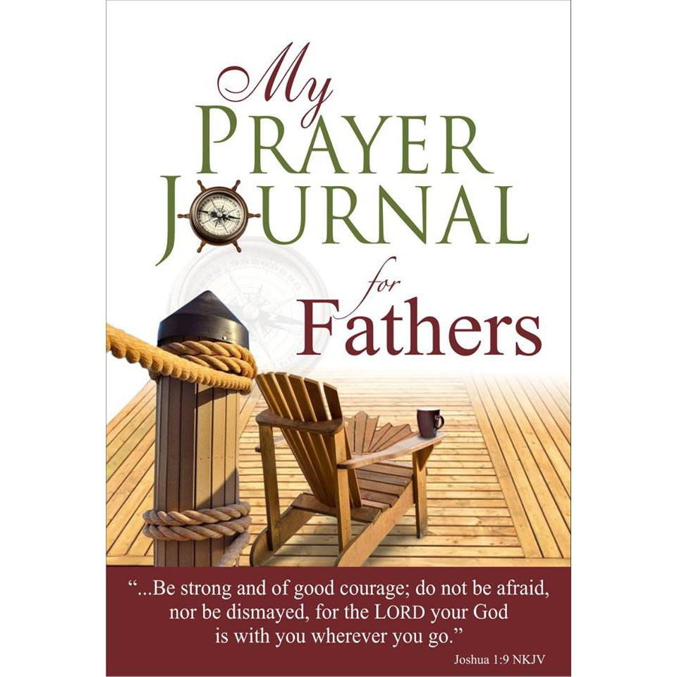 Prayer Journal for Fathers