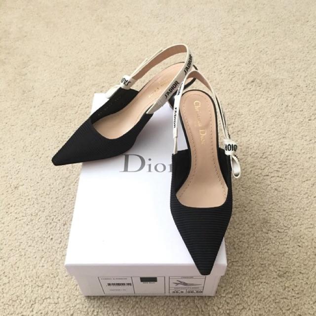 6a48abaf9 J'adior Slingback Kitten Heels size36 | Shopee Philippines