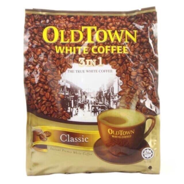 Old Town White Coffee Clic Sho