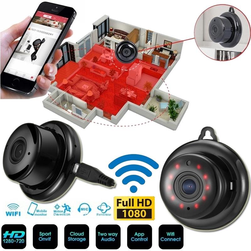 [Ready][COD]1080P WIFI HD camera Micro Surveillance Camera