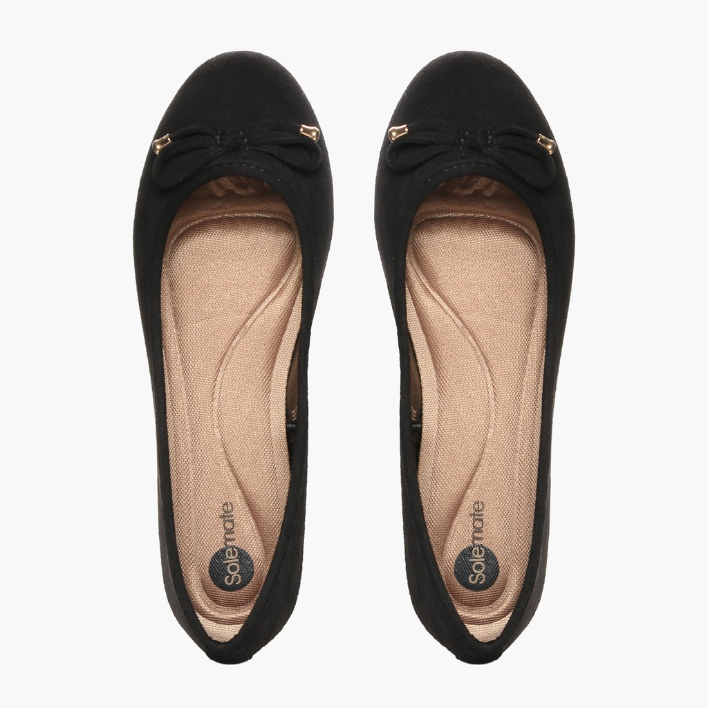df42b3a5013be Authentic Tory Burch Logo Ballet Flats Minnie Travel  09LC20 ...