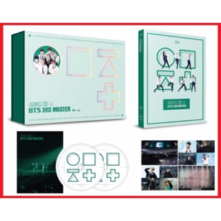 BTS 3RD MUSTER DVD | Shopee Philippines