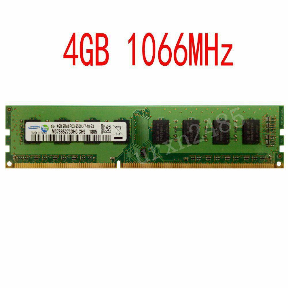 New For Kingston PC3-10600 DDR3 1333Mhz SDRAM Low density Memory KVR1333D3N9//2G