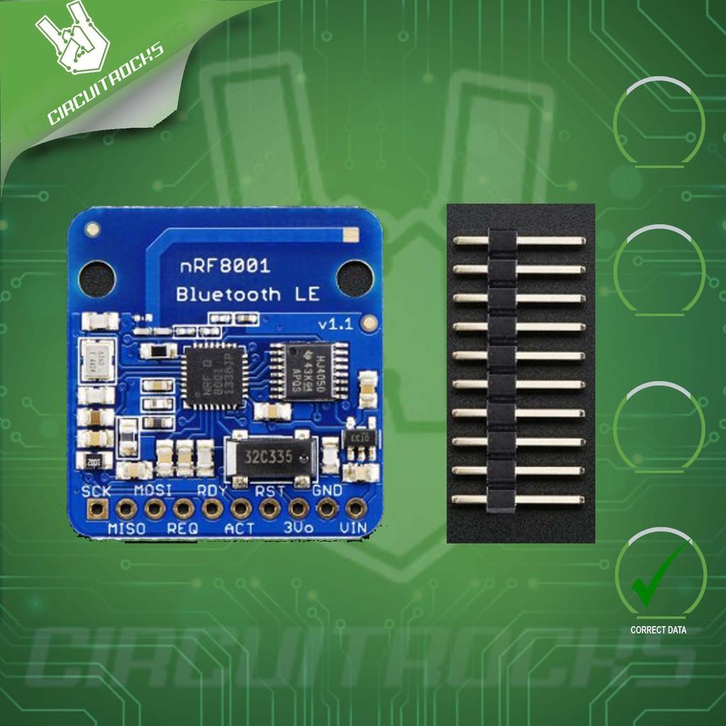 Bluefruit LE Bluetooth Low Energy BLE 4 0 nRF8001 Breakout