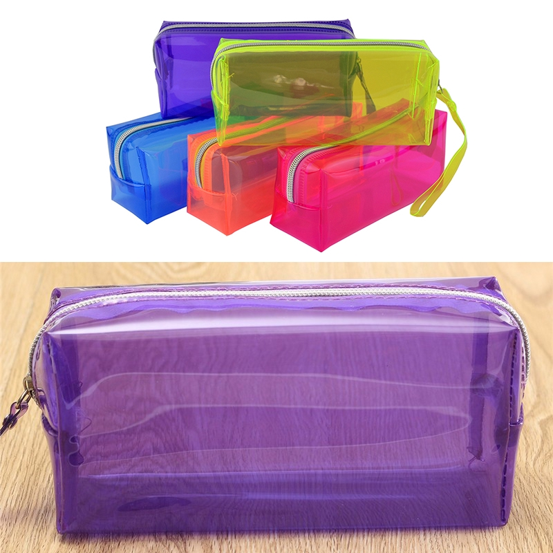Large  Zipper Project BagPouch