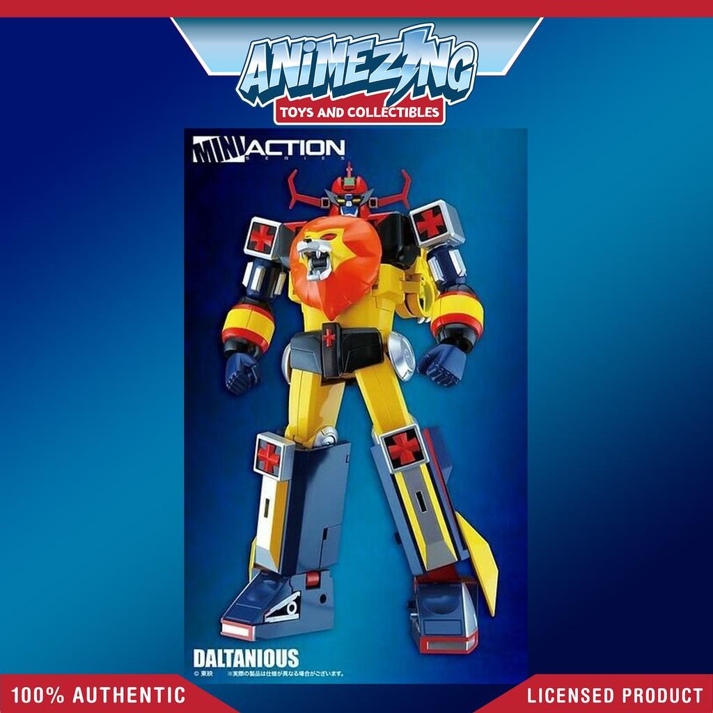 Action Toys Mini Action Daltanious