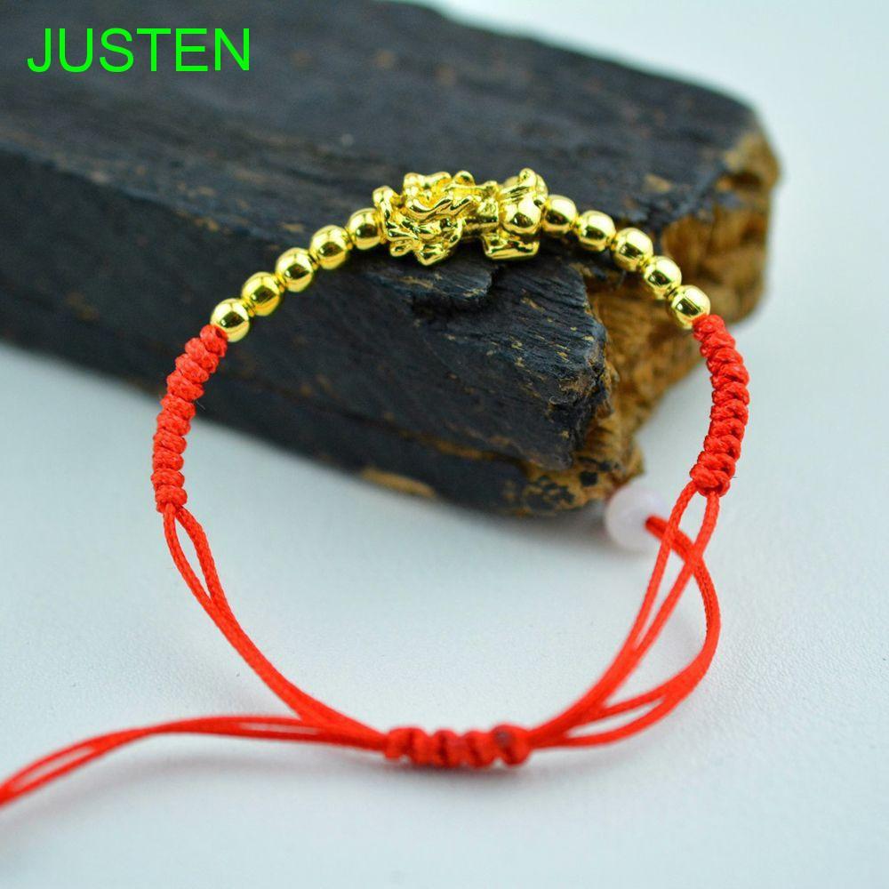 String Evil Eye Protect Cotton Kabbalah Bracelet