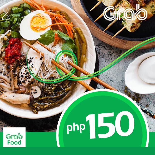 Grab Food PHP 150