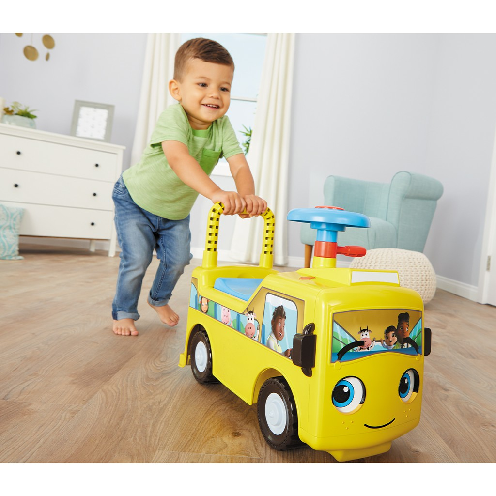 Little Tikes Little Baby Bum Wheels On The Bus Scoot Shopee Philippines