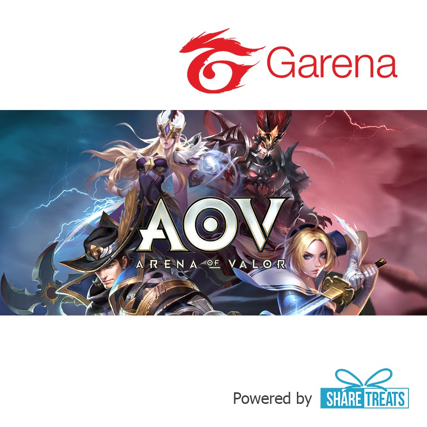 Garena 500 Shells SMS ePIN | Shopee Philippines