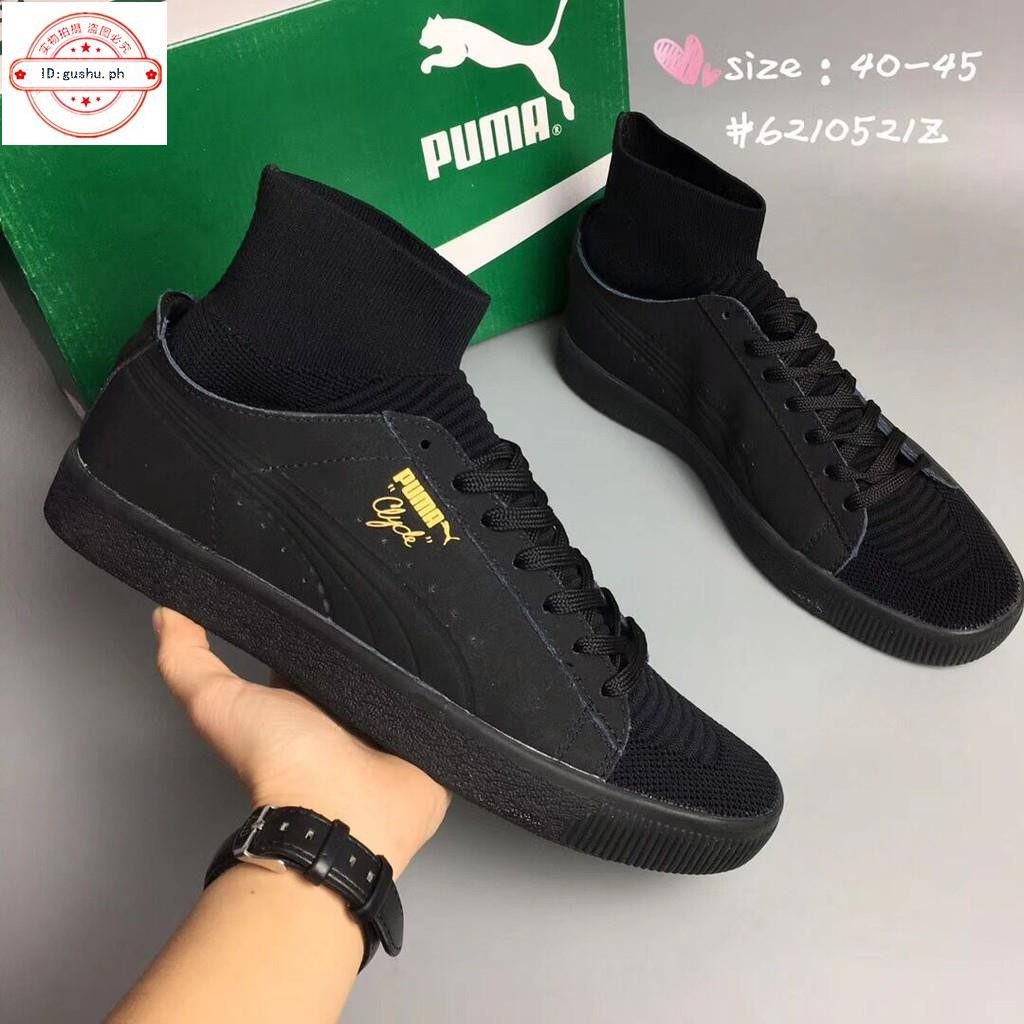 READY STOCK Puma BTS Court Star Sneakers small white shoes   Shopee  Philippines fd351391845b