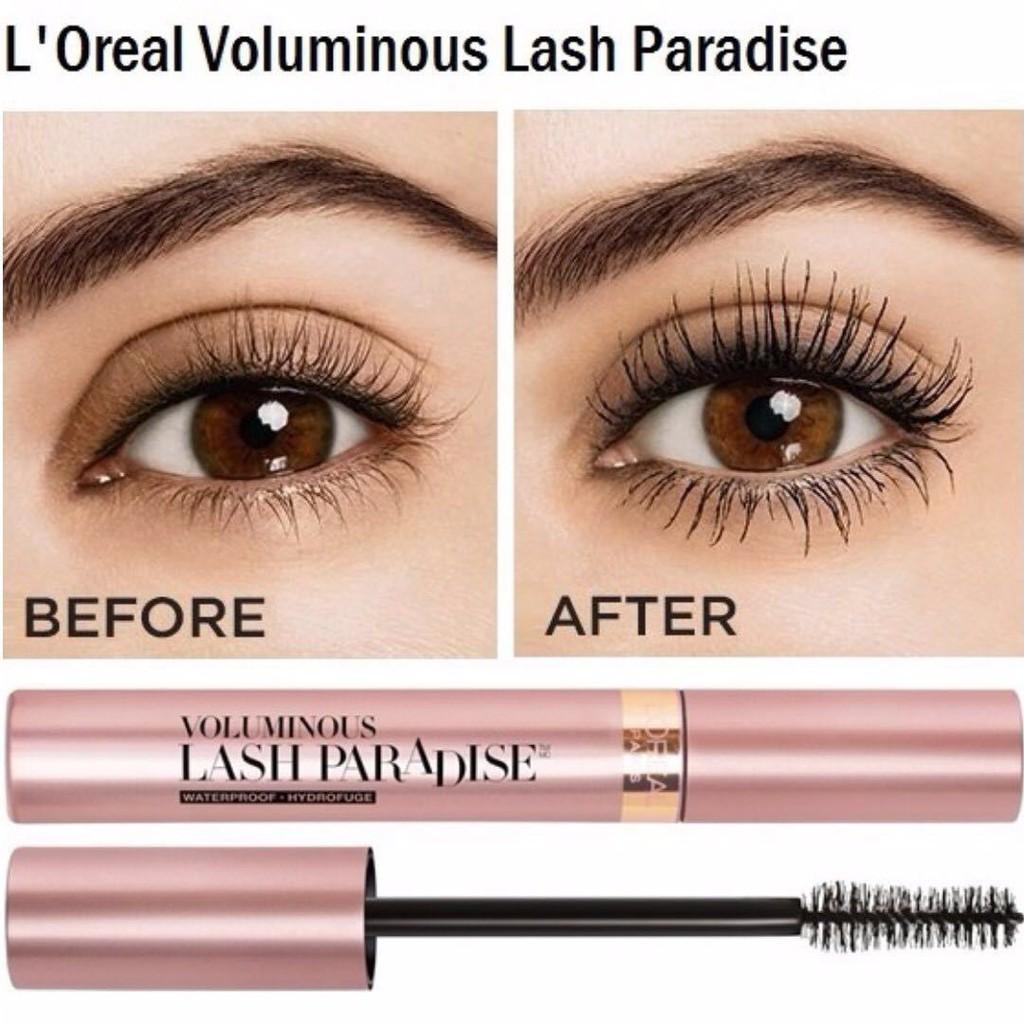 be3d62b1b10 CLEARANCE: L'Oreal Paris Voluminous Lash Paradise Mascara | Shopee  Philippines