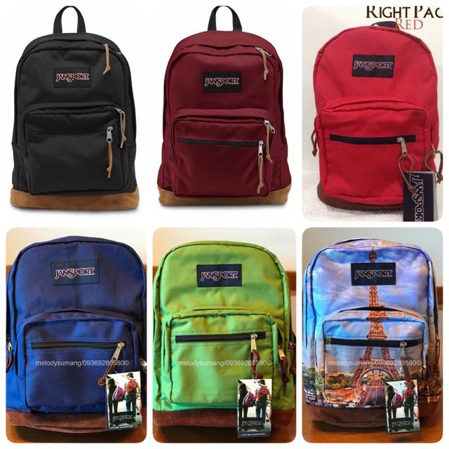 Jansport Bag - Bataan Made