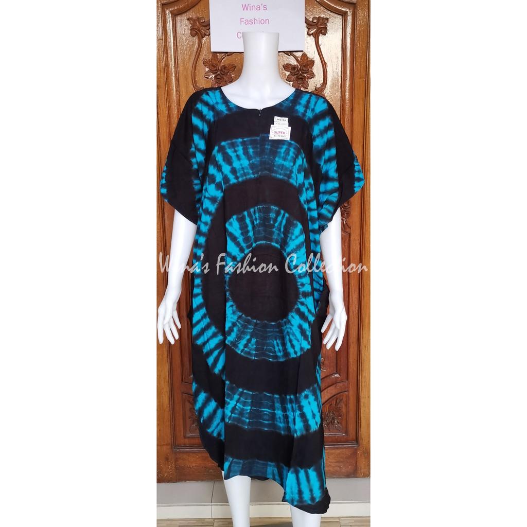 Daster Batik/Dress/Ethnic/Kaftan Circular Design