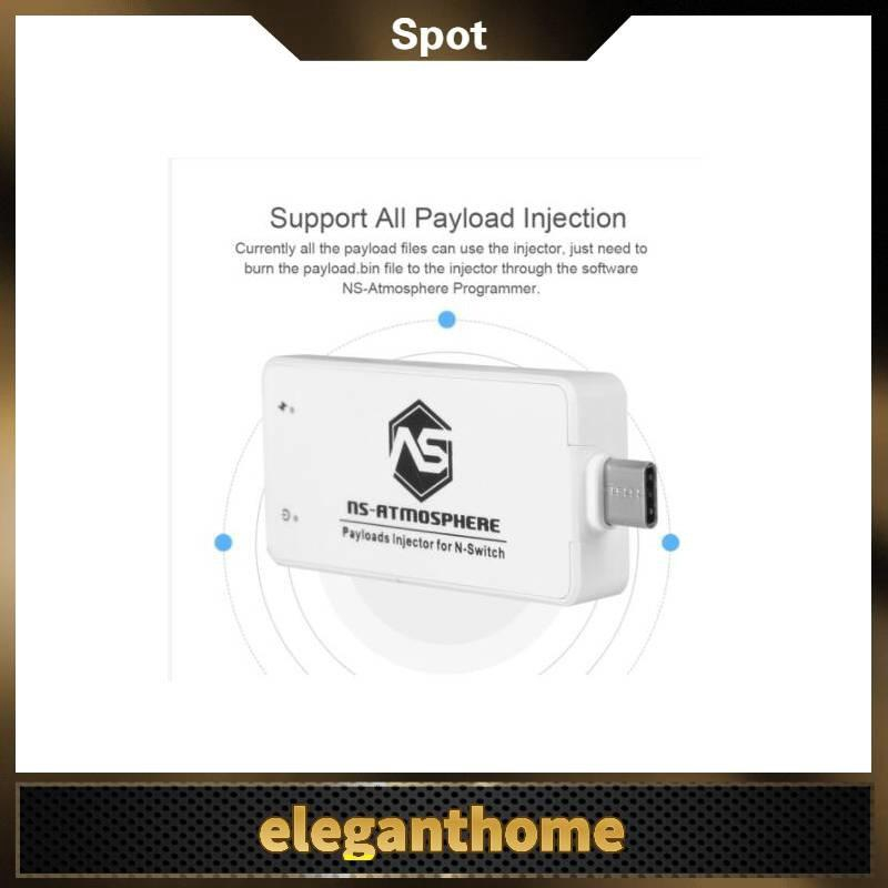 Payloads Injector Adapter For N-Switch NS RCM JIG Converter