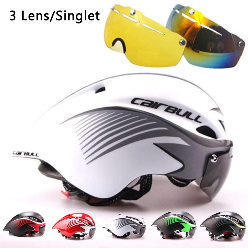 49341674428 ROCKBROS Mountain Bike Helmet 3 in 1 MTB Road Cycle Helmets