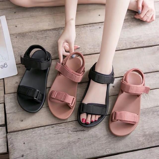 Luckiss Korean Women S Fashion Korea Women Shoes Sandals Breathable Shoes Shopee Philippines