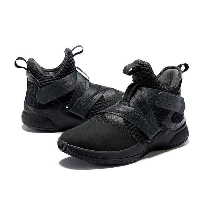 b346bfc84b43 Nike Lebron Soldier 12 EP  Zero Dark Thirty